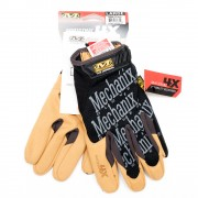 Перчатки (Mechanix) Original Material4X Glove Black/Tan (XL)