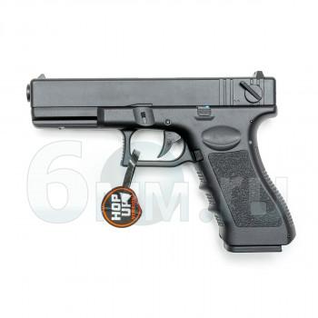 Страйкбольный пистолет (Cyma) CM030S GLOCK 18C AEP электр. Li-Po