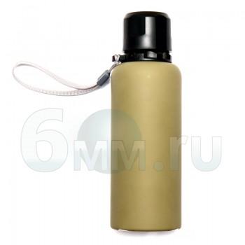 Фляга-бутылка (511) 0.5л Olive