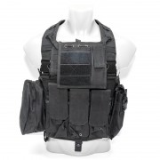 Разгрузочный жилет (TMC) CIRAS-96 Molle (Black)