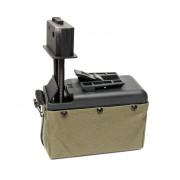 Магазин электрический (A&K) M249 КОРОБ Mini 1500ш A028-RG