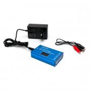 Зарядное устройство (ASS) BC-4S15D (220V) + тестор