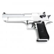 Страйкбольный пистолет (KWC) Desert Eagle CO2 GBB SILVER KCB-51ACIHN