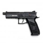 Страйкбольный пистолет (KJW) CZ P-09 Duty (ASG Licensed) CO2 (P-09-TBC)