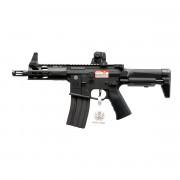 Страйкбольный автомат (KRYTAC) Trident MK2 PDW (Keymod) AEG - Black (KTAEG-TR2PDW-BK02)