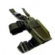 Кобура (GC) ШТУРМ на ногу универ. Olive