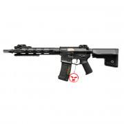 Страйкбольный автомат (ARES) Amoeba M4 CG-003 (AM-009) Electronic Firing Control System - Black