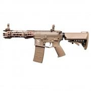 Страйкбольный автомат (G&P) M4 AUTO ELECTRIC GUN-094 (TAN)
