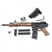 Страйкбольный автомат (G&P) M4 Jack 14.5 inch (HPA POLARSTAR) (GP-JAK003)