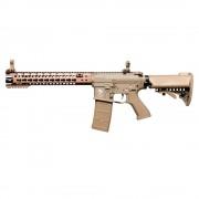 Страйкбольный автомат (G&P) M4 AUTO ELECTRIC GUN-072 (TAN)