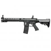 Страйкбольный автомат (G&P) M4 AUTO ELECTRIC GUN-072 (BLACK)