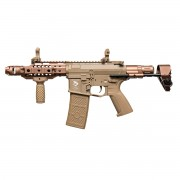Страйкбольный автомат (G&P) M4 AUTO ELECTRIC GUN-084 (TAN)