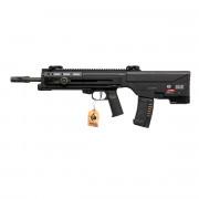 Страйкбольный автомат (ARES) AR-SOC AEG - Black (AR-SOC)