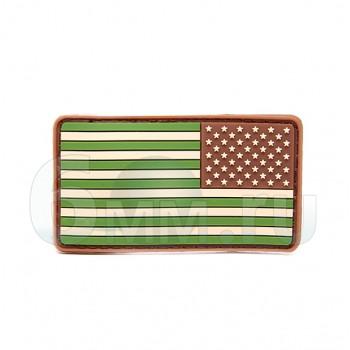 Патч флаг USA multicam (6х3.5см)