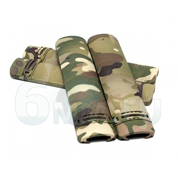 Накладки на RIS Tactical Handguard 4шт. Multicam