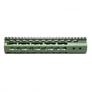 Цевье Keymod 10 inch для AR15/M4/M16 (olive) металл