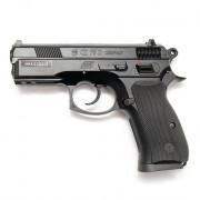 Страйкбольный пистолет (ASG) CZ-75D Compact CO2 пластик