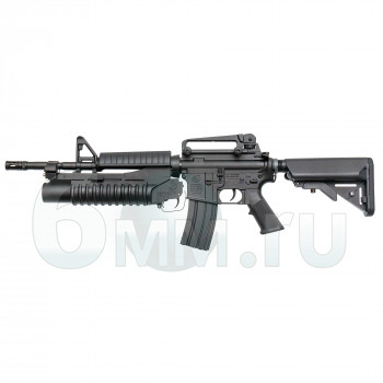 Страйкбольный автомат (East Crane) M4A1 W/M203 EC-701 Black