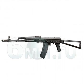 Страйкбольный автомат (GHK) GKS-74M GBB Black