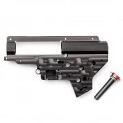 Гирбокс (RetroArms) 8мм алюмин. CNC ver.2  (с быстросъемн. пружиной) 6392