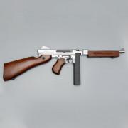 Страйкбольный автомат (EvoSS) Thompson M1A1 Silver