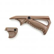 Ручка тактическая (WADSN) PTK & VTS ForeGrip Tan MP03075-DE
