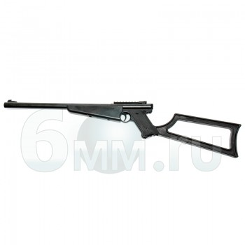 Страйкбольный пистолет (KJW) Ruger MK1 Tactical LONG Black
