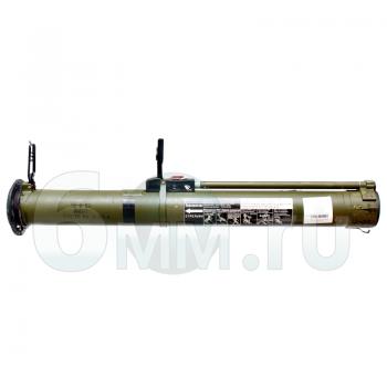 Страйкбольный гранатомет РПГ-26 Ver.2 «Аглень» для выстрела ВРПГС 50 Стрела