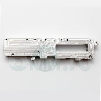 Гирбокс (BullGear) алюмин. CNC for MG42 (верхняя часть)