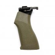 Ручка тактическая (G&P) TD M4/M16 QD GRIP быстросъем, OLIVE GP-713