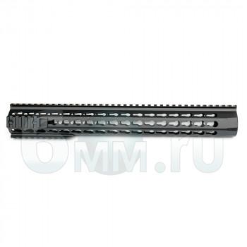 Цевье (CYMA) URX4 14.5 inch for M4/M16 (Black) металл M062D