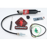 Кит ВВД Система (WOLVERINE) Airsoft HPA INFERNO M4 Premium.Ed. Electronics and Bluetooth FCU Ver 2