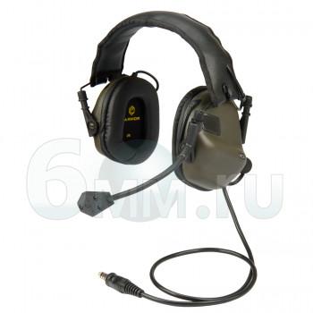 Наушники активные EARMOR M32 MOD3 (green)