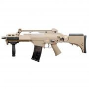 Страйкбольный автомат (Umarex) G36CV TAN (ST-AEG-02) Blowback