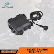 Кнопка PTT - SELEX CT5 для рации (Kenwood-BaoFeng) Z133