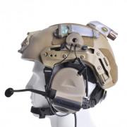 Наушники (Z-TAC) COMTAC II (DE) ZH153 (G:2 MILITARY VERSION) EX Wendy version
