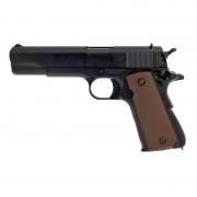 Страйкбольный пистолет (KJW) Colt 1911 металл (GGB-0305TM)