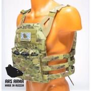Бронежилет разгрузка JPC Ars Arma (Multicam), размер М