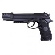 Страйкбольный пистолет (KJW) M9 Tactical Edition пластик (GGB-9606TE)