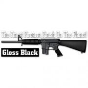 Набор для покраски оружия 120г (Duracoat) глянцевый Black