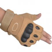 Перчатки Oakley Tactical Gloves TAN беспалые (XL)