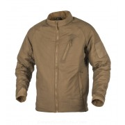 Куртка (Helikon-Tex) WOLFHOUND Jacket-Climashield Apex 67g (Coyote) XL