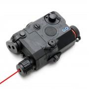 Анпек PEQ15 под аккумулятор Black + Red Laser
