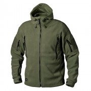 Куртка (Helikon-Tex) PATRIOT Jacket-Double Fleece (Olive) L