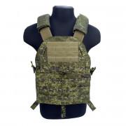 Бронежилет разгрузка (TORNADO Tactical) 6094 EMR