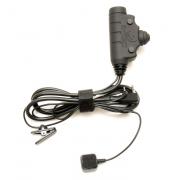Кнопка PTT - U94 для рации (Kenwood-BaoFeng) Z115