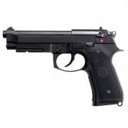 Страйкбольный пистолет (KJW) M9A1 металл Black (GGB-9606TMA1)