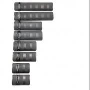 Накладки на RIS TD набор (Black)