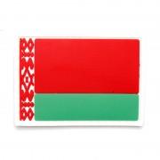 Патч флаг силиконовый