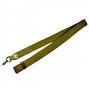 Ремень АК (1 карабин) зеленый